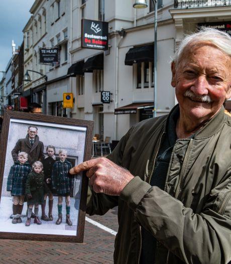 De Stentor laat bijzondere familiefoto's inkleuren: kinderen met kampverleden komen tot leven