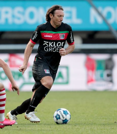 Nieuwe NEC-shirts net op tijd in Nijmegen voor competitiestart bij Cambuur