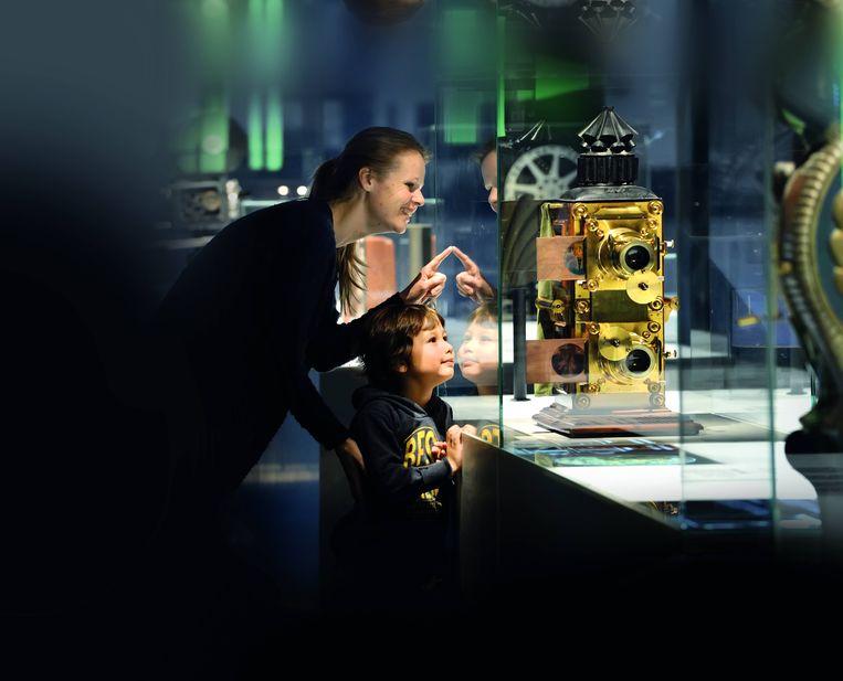 Het Eye Filmmuseum in Amsterdam is een van de genomineerden voor de BankGiro Loterij Museumprijs 2020. Beeld Bankgiro Loterij