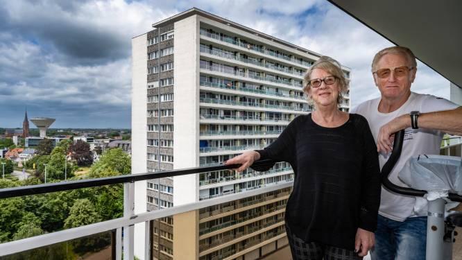 """REEKS. 50 jaar blokken van Amelinckx. Eddy en Christiane, inwoners van het eerste uur: """"In de blokken gaan wonen, dat was voor het leven"""""""
