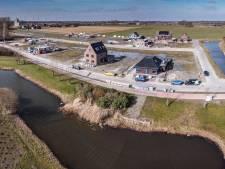 Laatste fases Waterwijk Fijnaart in de verkoop
