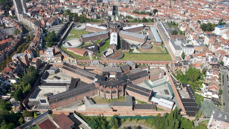 De overbevolking in de Brusselse gevangenissen blijft het meest acuut. Beeld Photo News