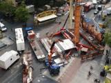 Zo wordt de kermis in Tilburg opgebouwd