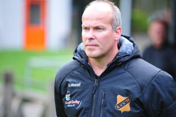 Henri Vogelzang wil met SVV'56 een goed derde seizoen draaien.