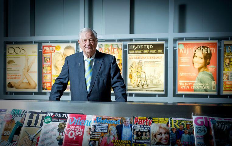 Jacques de Leeuw in 2015. Beeld Erik van der Burgt / HH