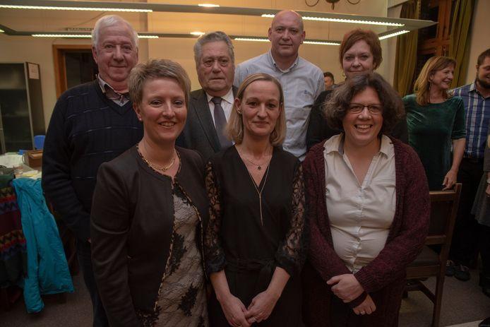 Het Bijzonder Comité voor de Sociale Dienst in Oosterzele.
