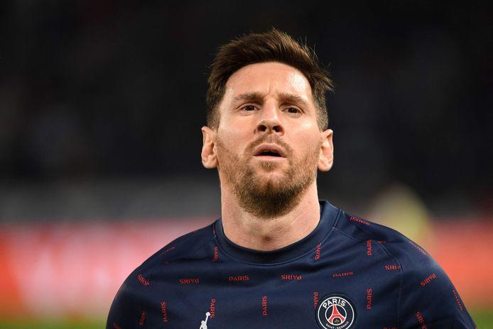 Forfait pour Montpellier, Messi espère être disponible pour le choc contre City de mardi soir.