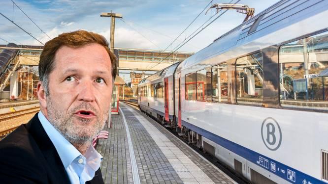 """Liberale coalitiepartners schieten idee van Magnette voor """"volledig gratis"""" openbaar vervoer meteen af"""