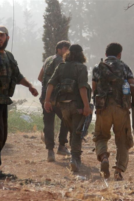 Syrische asielzoeker uit Sliedrecht: 'Ik ben geen terrorist, we wilden alleen vrijheid'