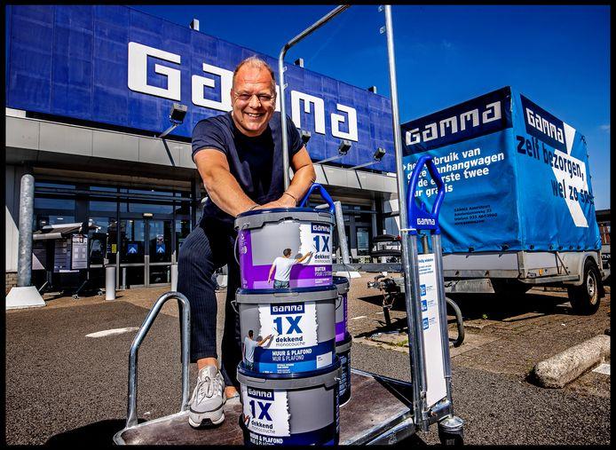 Laurens Miedema (50) zag de hoofdkantoren van Intergamma in Leusden en Antwerpen op slot gaan.