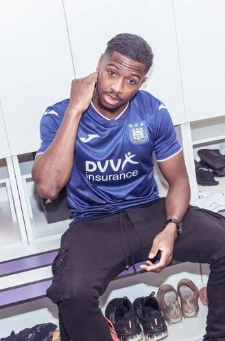 """EXCLUSIEF. Het eerste interview met nieuwe Anderlecht-spits Abdoulay Diaby: """"Club Brugge? Dat is nu eenmaal voetbal"""""""