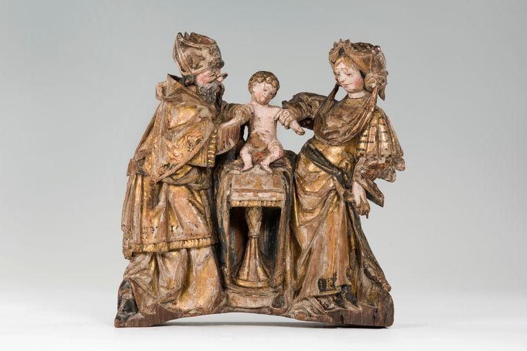 Antwerpen, besnijdenis c. 1500 Beeld Suermondt-Ludwig-Museum