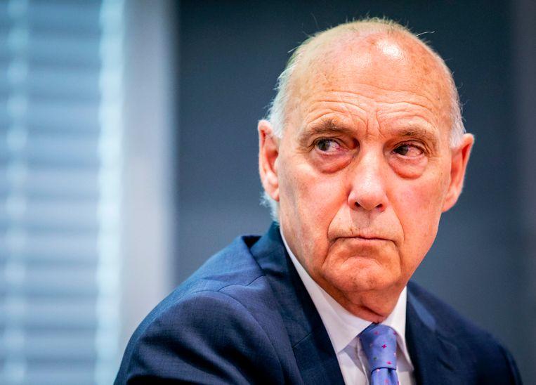 Oud-D66-wethouder van Den Haag Tom de Bruijn (72) . Beeld Hollandse Hoogte /  ANP