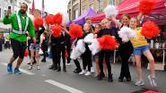 Roparun en twee Dendermondse teams zorgen voor feestje op Vlasmarkt
