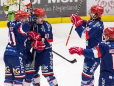 Devils voorkomt misstap met vier goals in de derde periode
