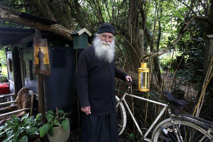 Jozef van den Berg is de bekendste inwoner van het dorp.