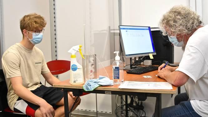 Sint-Pauluszaal blijft langer open als vaccinatiecentrum