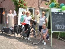 2000 kilometer fietsen voor inloophuizen: 'Had ik er maar eerder van gehoord. Dat had verdriet gescheeld'