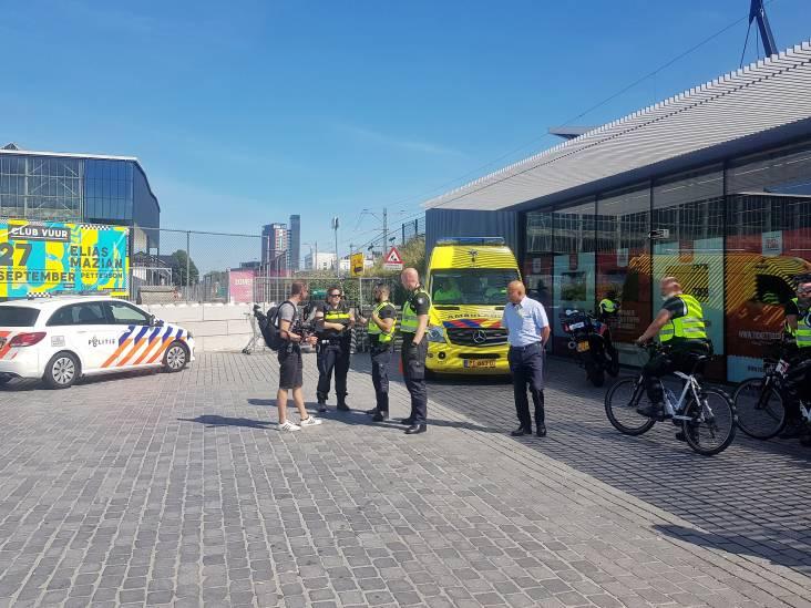 Ruzie tussen twee mannen op station Tilburg loopt uit op steekpartij, slachtoffer lichtgewond