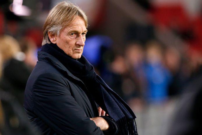 Adrie Koster stuurt tegen FC Utrecht dezelfde elf het veld in als vorige week in Eindhoven.