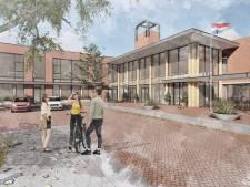 Nieuw gemeentehuis voor Ermelo waar je dwars doorheen kan kijken, Filmhuis start al in september in nieuwbouw van De Dialoog