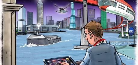 Rotterdam in 2030: drukker, groener en veel meer huizen