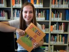 Scholiere uit Aalst schrijft boek over autisme: 'Spaghetti in mijn hoofd'