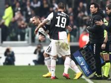 Juventus verslaat Brescia bij rentree Chiellini