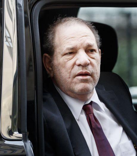 'Harvey Weinstein opnieuw aangeklaagd wegens verkrachting'