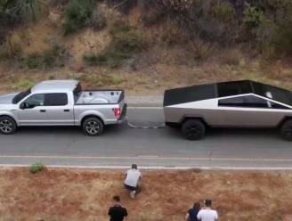 Tesla Cybertruck of Ford F-150: welke pick-up is het sterkste?