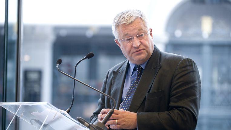 Brussels minister van Begroting Guy Vanhengel (Open Vld). Beeld BELGA