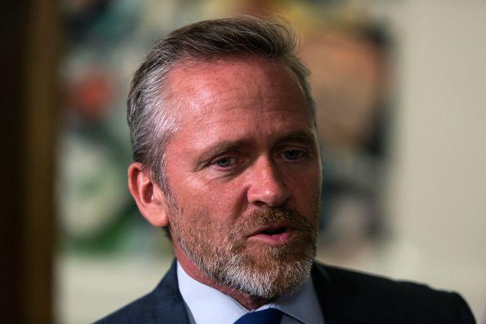 De Deense minister van Buitenlandse Zaken Anders Samuelsen gaat EU-collega's vragen stappen te ondernemen tegen de activiteiten van Irans geheime diensten.