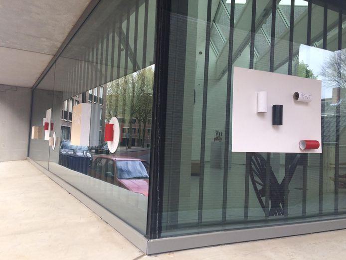WC-rollen op het Noordbrabants Museum