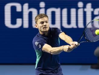 Goffin treft meteen Dimitrov in Parijs, Masters halen wordt zware klus