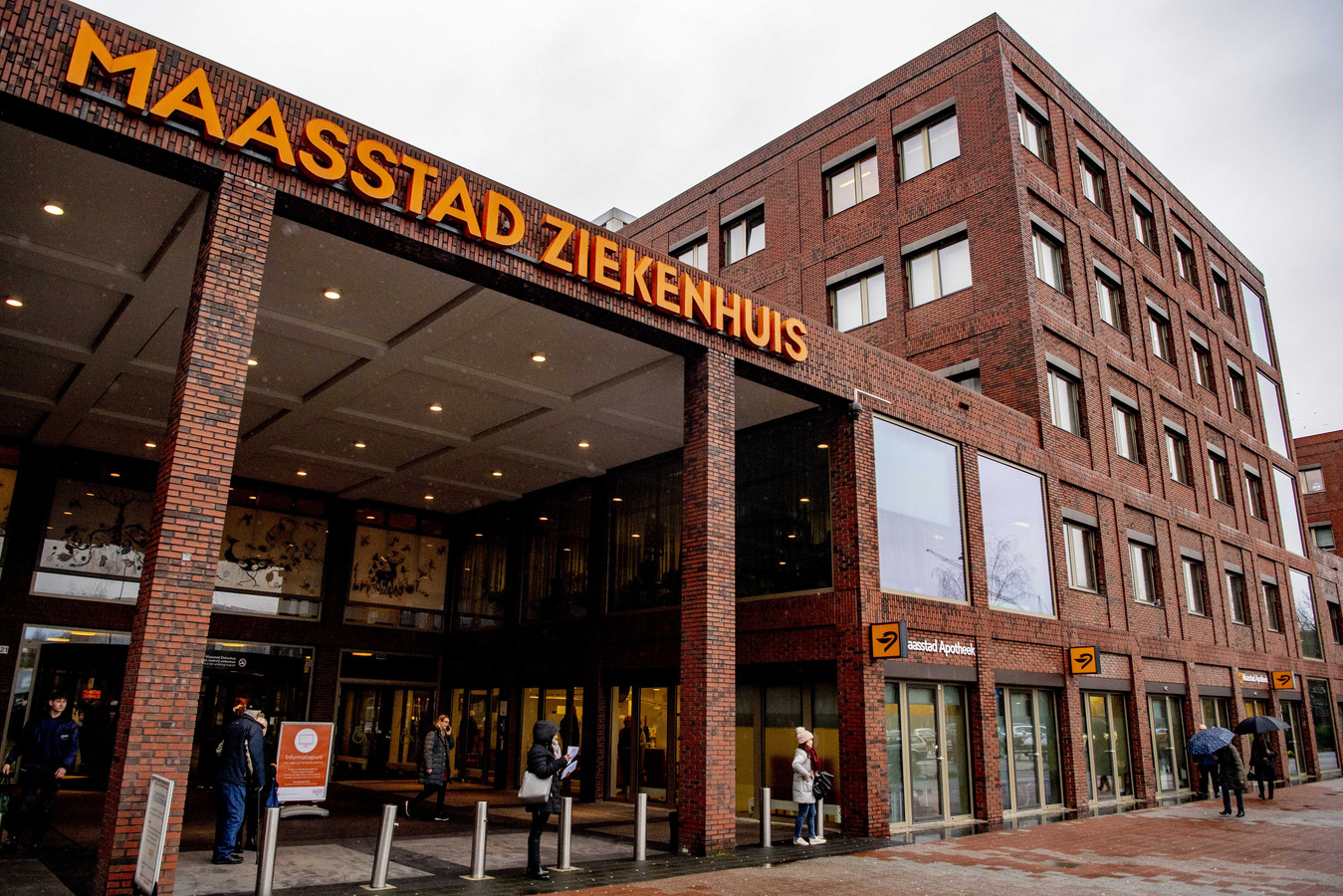 Het Maasstad Ziekenhuis neemt uit voorzorg tijdelijk geen nieuwe patienten op de intensive care op
