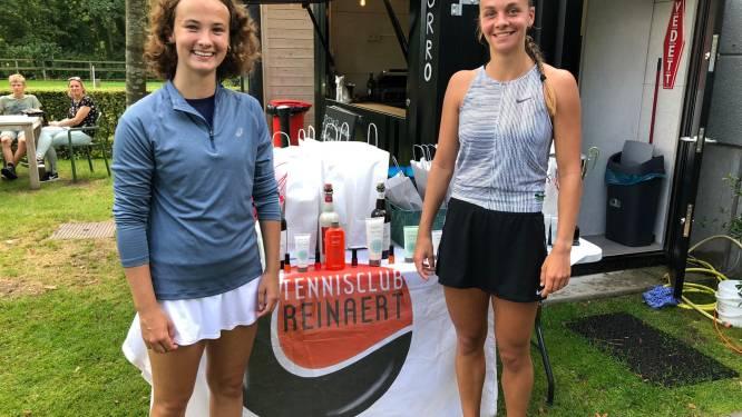 """Zara De Schutter (Tennis SDI) derde keer aan het feest op Belgian Circuit: """"Veel wedstrijden maken me beter"""""""
