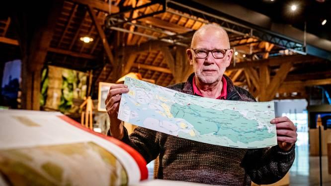 Hoe zag de Waard er voor de Sint-Elisabethsvloed uit? Geschiedenisleraar Willem (69) bracht het in kaart