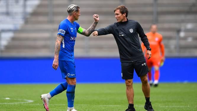 Dewaest naar B-kern Genk na verhitte discussie met Wolf, Anderlecht gecharmeerd volgens zijn management