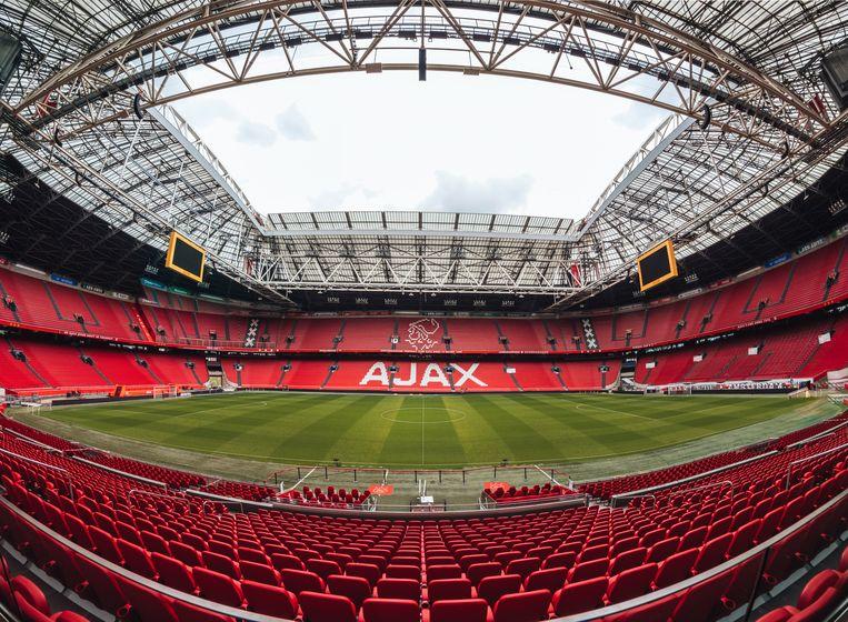 Bezoekers van de Johan Cruijff Arena gaan een bijzonder laatste deel van het seizoen beleven.  Beeld Shutterstock