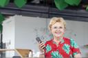 Jenny Hogenelst vindt dat het belang van de samenleving best wat meer boven het individueel belang mag gaan bij gebruik van de corona-app