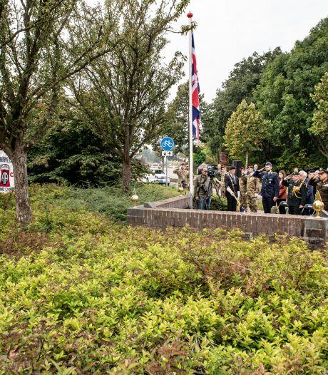 Herdenking Market Garden: gecrashte bommenwerper en de twee gedode Airbornes