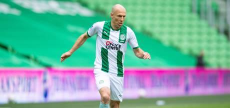 Arjen Robben uit snoeiharde kritiek: 'Ik vind het ook niet kunnen in de eredivisie'
