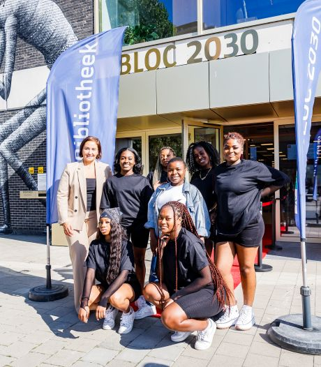 Luchtbal fier op BLOC 2030: housewarming voor opgefrist cultureel ontmoetingscentrum