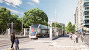 Station Charlemagne.