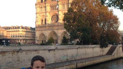 Regiogenoten in Parijs reageren verslagen op brand in Notre Dame