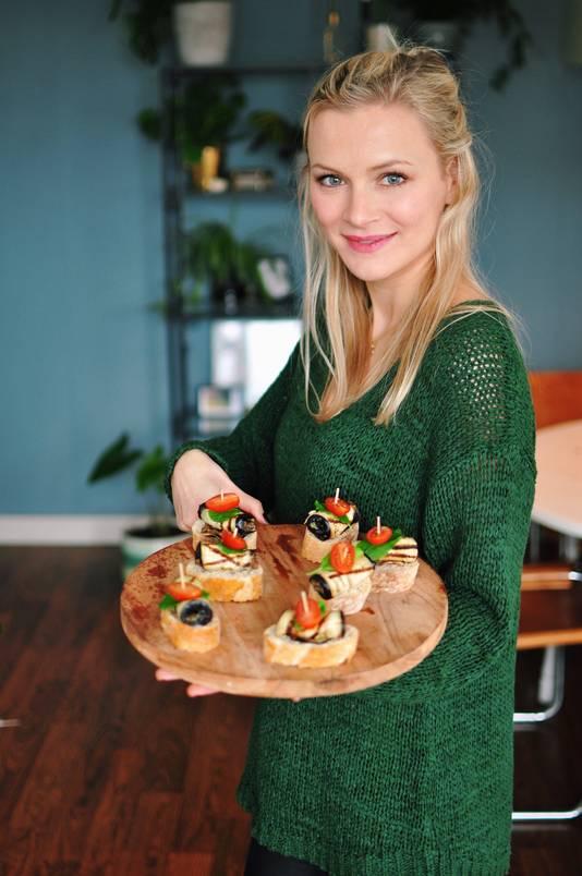 Caro Dings uit Eindhoven eet al twintig jaar vegetarisch en sinds anderhalf jaar veganistisch.