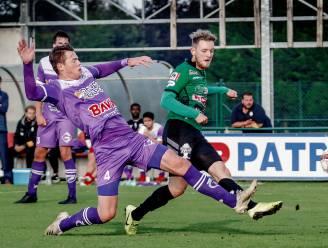 """Bert Dhont (Sparta Petegem) baalt na late 2-2-gelijkmaker tegen Harelbeke: """"Twee verloren punten"""""""