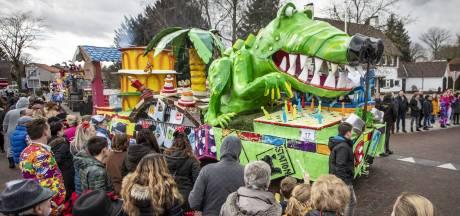 Geen optocht en carnavalsfeesten in Losser, Dinkelland beslist later