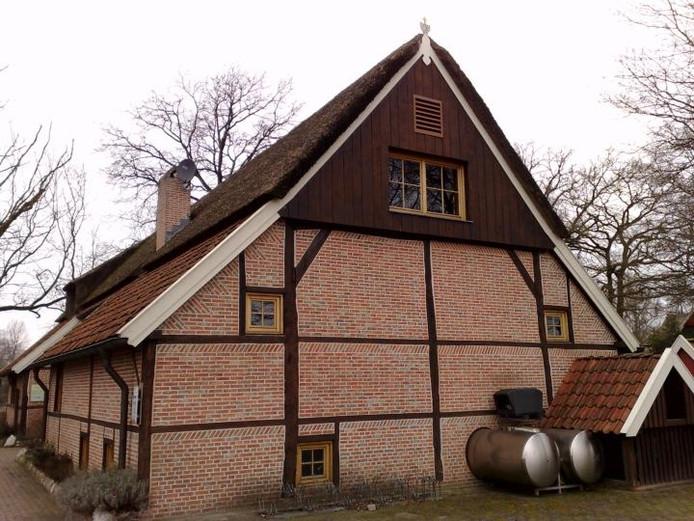 Het Brouwhuis van Erve Kots.