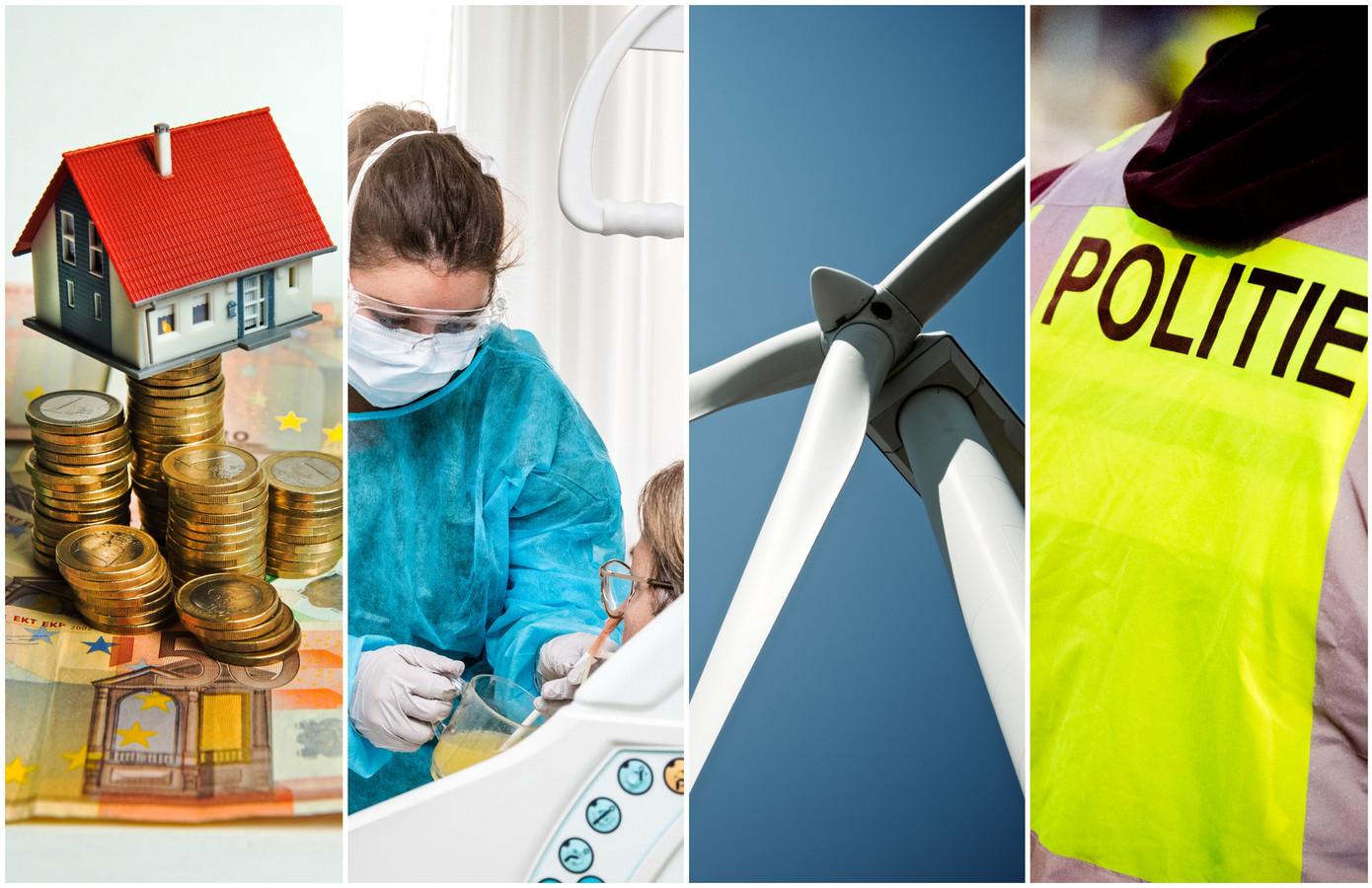 Economie, zorg, duurzaamheid en veiligheid: waar wil jij meer over weten?